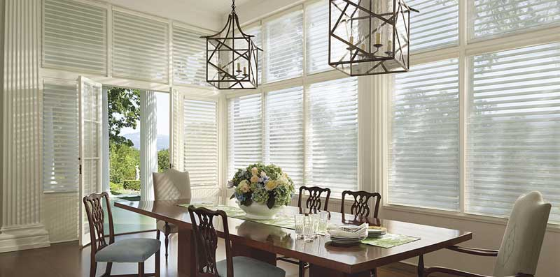 Hunter Douglas Shades Silhouettes