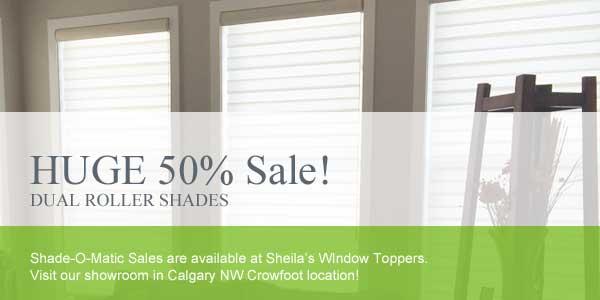 Roller Blinds Sale Budget Blinds Calgary