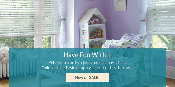 Blinds Sale Kids Rooms