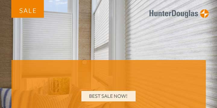 Calgary Hunter Douglas Sale