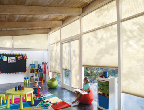 Window Covering – Child And Pet Safe Blinds