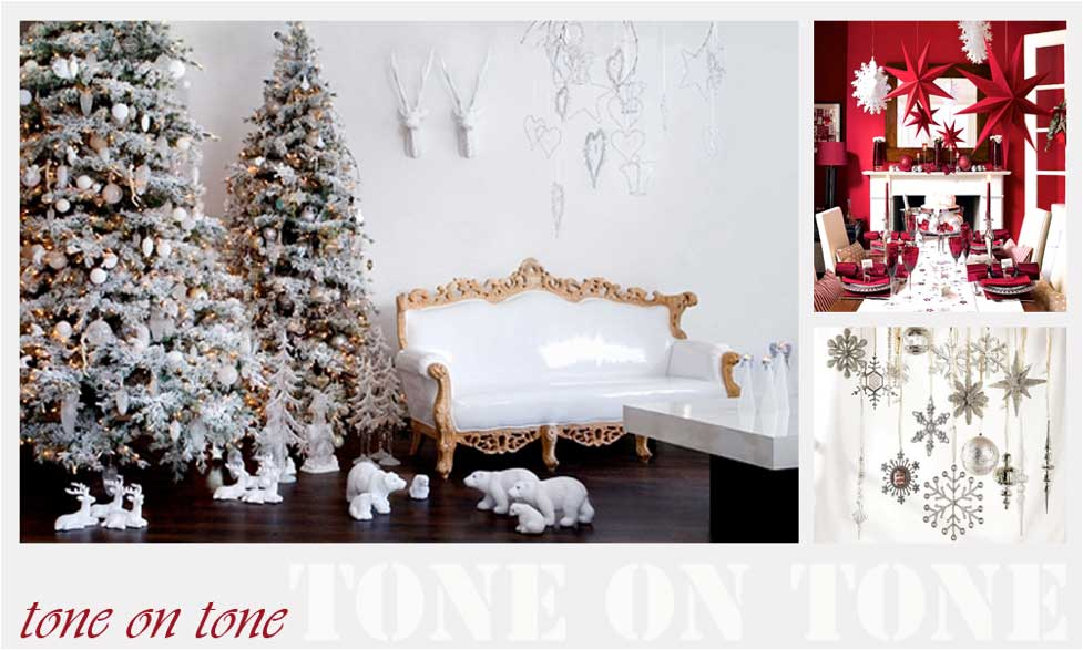 Christmas Tone On Tone