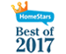 HomeStars 2017 Best Calgary Blinds