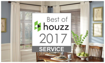 Houzz 2017 Calgary Best Blinds Service