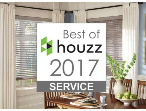 Houzz 2017 Award – Best of Calgary Customer Service