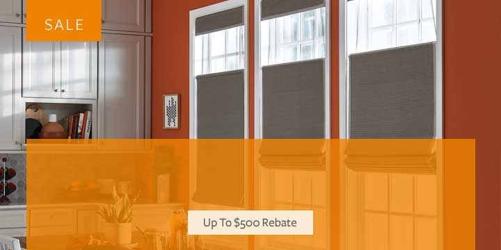 Blinds Rebate Free Top Down Bottom Up Shade