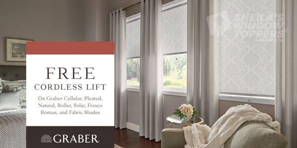 Free Cordless Sale Calgary SW - Blinds Promotion