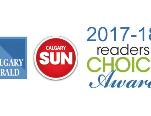 Readers Choice Award – Calgary's Best 2018 Home Service