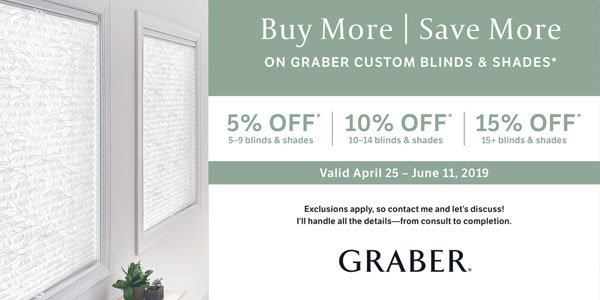 Calgary Blinds Special Discount