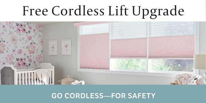 Calgary Blinds Free Cordless