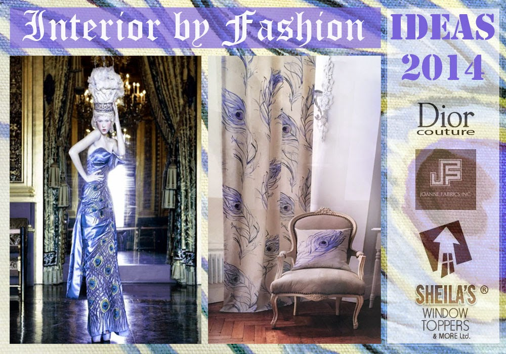 Drapery Fabric – Exotic Fever
