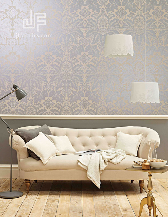 DECORATING THAT SPECIAL ROOM WITH WALLPAPER